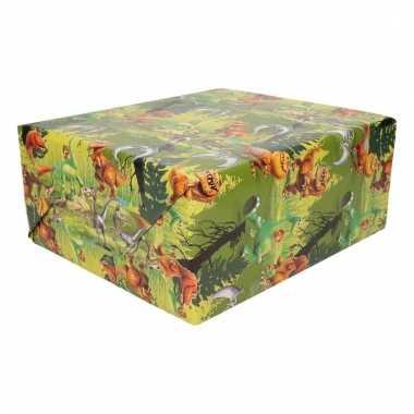 Disney inpakpapier dinosaurus good dinosaur 200 x 70 cm op rol