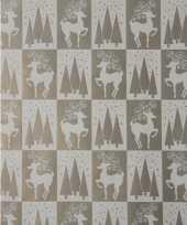 Kerst inpakpapier 8 meter type 2